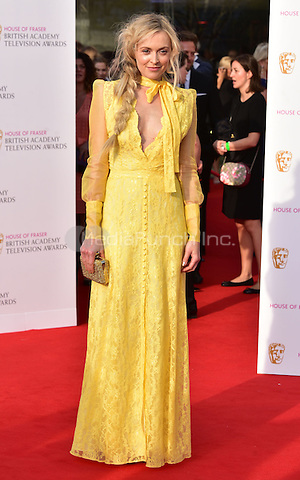 LONDON, ENGLAND - MAY 08: Fearne Cotton at he British Academy (BAFTA) Television Awards 2016, Royal Festival Hall, Belvedere Road, London, England, UK, on Sunday 08 May 2016.<br /> CAP/JOR<br /> &copy;JOR/Capital Pictures /MediaPunch ***NORTH AMERICA AND SOUTH AMERICA ONLY***
