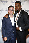 Eric Kuhn and Colman Domingo attends the Vineyard Theatre Gala honoring Colman Domingo at the Edison Ballroom on May 06, 2019 in New York City.