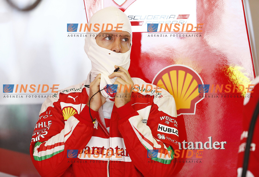 5 Sebastian Vettel ger Scuderia Ferrari <br /> Formula One World Championship World Cup World Cup 2016 Grand Prix of Australia <br /> Melbourne 18-03-2016<br /> Formula 1 Gp Australia<br /> Foto Insidefoto<br /> ITALY ONLY