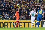 10.08.2019, wohninvest WESERSTADION, Bremen, GER, DFB-Pokal, 1. Runde, SV Atlas Delmenhorst vs SV Werder Bremen<br /> <br /> im Bild<br /> Jiri Pavlenka (Werder Bremen #01) lenkt einen Ball vom Tor weg, <br /> <br /> während DFB-Pokal Spiel zwischen SV Atlas Delmenhorst und SV Werder Bremen im wohninvest WESERSTADION, <br /> <br /> Foto © nordphoto / Ewert