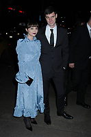 06 April 2019 - New York, New York - Christina Ricci and James Heerdegen arriving for the Wedding Reception of Marc Jacobs and Char Defrancesco, held at The Pool.<br /> CAP/ADM/LJ<br /> ©LJ/ADM/Capital Pictures