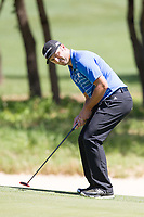 John Rahm (ESP) on the 7th during the 5th round at the WGC Dell Technologies Matchplay championship, Austin Country Club, Austin, Texas, USA. 25/03/2017.<br /> Picture: Golffile | Fran Caffrey<br /> <br /> <br /> All photo usage must carry mandatory copyright credit (&copy; Golffile | Fran Caffrey)