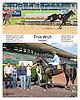 True Arch winning at Delaware Park on 10/3/16