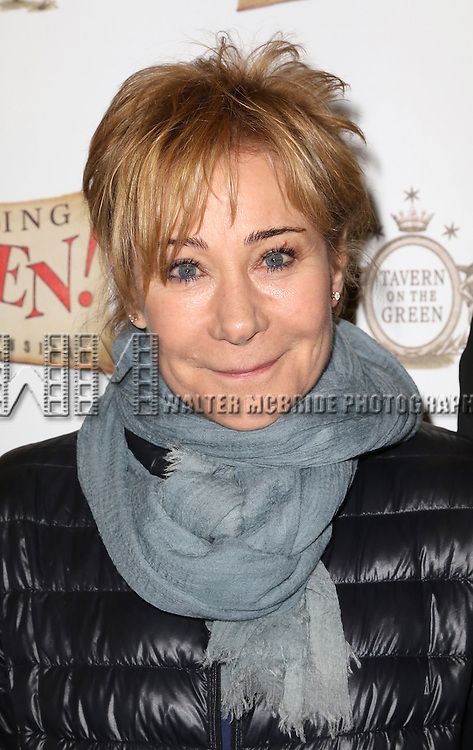 Zoe Wanamaker attends the Broadway Opening Night Performance of 'Something Rotten' at the St. James Theatre on April 22, 2015 in New York City.