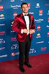 Jesus Vazquez attends to the photocall of the Gala Sida at Palacio de Cibeles in Madrid. November 21, 2016. (ALTERPHOTOS/Borja B.Hojas)