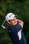 Edoardo Molinari of Italy tees off the 15th hole during the 58th UBS Hong Kong Golf Open as part of the European Tour on 09 December 2016, at the Hong Kong Golf Club, Fanling, Hong Kong, China. Photo by Marcio Rodrigo Machado / Power Sport Images