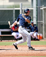 Niuman Romero / Cleveland Indians 2008 Instructional League..Photo by:  Bill Mitchell/Four Seam Images