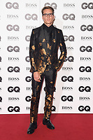 LONDON, UK. September 05, 2018: Oliver Proudlock at the GQ Men of the Year Awards 2018 at the Tate Modern, London