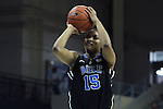 03 February 2013: Duke's Richa Jackson. The University of North Carolina Tar Heels played the Duke University Blue Devils at Carmichael Arena in Chapel Hill, North Carolina in an NCAA Division I Women's Basketball game. Duke won the game 84-63.