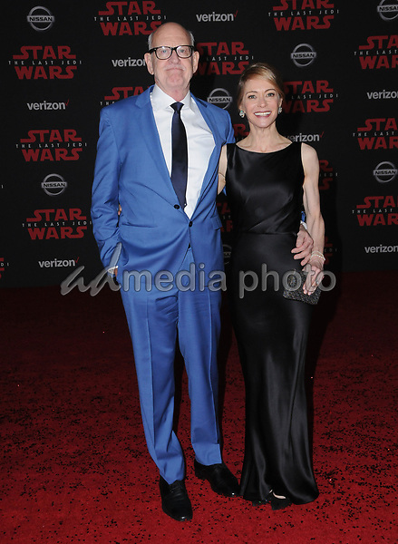 """09 December  2017 - Los Angeles, California - Frank Oz. Premiere Of Disney Pictures And Lucasfilm's """"Star Wars: The Last Jedi"""" held at The Shrine Auditorium  in Los Angeles Photo Credit: Birdie Thompson/AdMedia"""