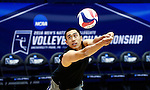 2016 BYU Men's Volleyball - NCAA Friday Practice