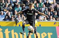 FUSSBALL   1. BUNDESLIGA  SAISON 2012/2013   7. Spieltag   Borussia Moenchengladbach - Eintracht Frankfurt   07.10.2012 Stefan Aigner (Eintracht Frankfurt) Einzelaktion am Ball