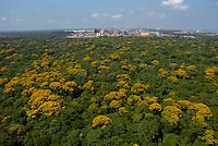 Inaugurada em 1995 , a Alunorte,  ap&oacute;s tr&ecirc;s grandes expans&otilde;es,  assume  posi&ccedil;&atilde;o de maior produtora de alumina do mundo. .<br /> Barcarena Par&aacute; Brasil.<br /> Paulo Santos <br /> 2008.