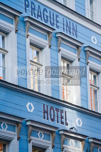 Europe/République Tchèque/Prague: Hôtel  Prague Inn