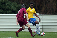 Leyton Athletic vs Woodford Town 01-12-18