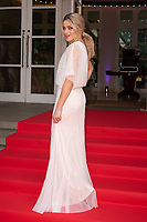 Olivia Cox at the Grand Prix Ball at the Hurlingham Club, London on July 4th 2018<br /> CAP/ROS<br /> &copy;ROS/Capital Pictures