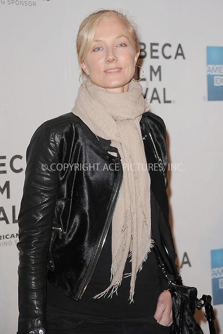 WWW.ACEPIXS.COM . . . . . .April 22, 2011...New York City...Joely Richardson attends the premiere of 'Angel's Crest' during the 2011 Tribeca Film Festival at BMCC Tribeca PAC on April 22, 2011 in New York City....Please byline: KRISTIN CALLAHAN - ACEPIXS.COM.. . . . . . ..Ace Pictures, Inc: ..tel: (212) 243 8787 or (646) 769 0430..e-mail: info@acepixs.com..web: http://www.acepixs.com .