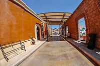 Posgrado del Colegio Sonora (COLSON ), colonia Centro de Hermosillo.<br /> Foto: LuisGutierrrez/NortePhoto