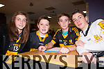 Correct<br /> --------<br /> Representing Dr Croagh's GAA in the U17 quiz,Trath na Gleisteanna Co Ciarrai,Scor Na Nog were L-R Mary Oliver,Jamie Muldoon,Mark Cooper&amp;Fionn Oliver.