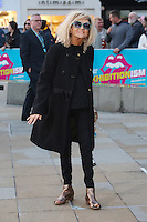 Annie Nightingale at the opening night gala of The Rolling Stones' &quot;Exhibitionism&quot; at the Saatchi Gallery. <br /> April 4, 2016  London, UK<br /> Picture: James Smith / Featureflash