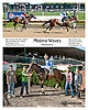 Making Waves winning at Delaware Park on 8/15/13