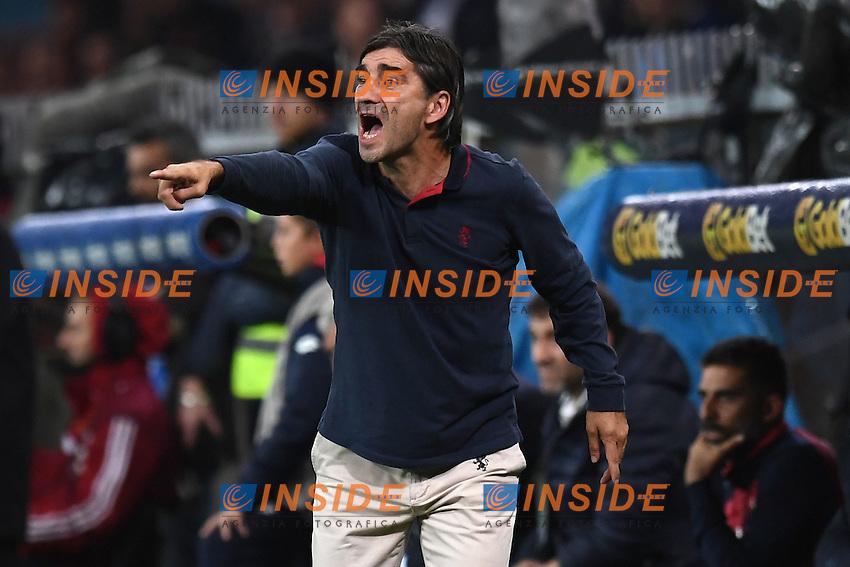 Genova 25-10-/2016 - Football Calcio campionato di calcio serie A / Genoa - Milan / foto Matteo Gribaudi/Image Sport/Insidefoto<br /> nella foto: Ivan Juric