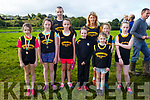 At the Juvenile cross country in Currow were Farranfore Grainne Costello, Ava McCarthy, George McCarthy, Doireanne O'Shea, Reanne McCarthy, Berni O'Mahony, Leah McCarthy, Rachel Boyle, Ellen Kelliher
