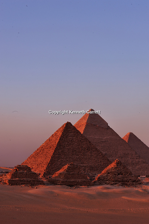 Zahi Hawass Secret Egypt Travel Guide; Egypt; archaeology; Pyramid builders; Old Kingdom; pyramid; Giza; Pyramids; nine pyramids; Khufu; Khafe; Menkaure