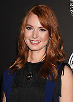 SANTA MONICA, CA - JANUARY 06: Actress Alicia Witt arrives at the The Art Of Elysium's 11th Annual Celebration - Heaven at Barker Hangar on January 6, 2018 in Santa Monica, California.<br /> CAP/ROT/TM<br /> &copy;TM/ROT/Capital Pictures