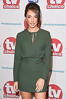 Megan McKenna at the TV Choice Awards 2017 at The Dorchester Hotel, London, UK. <br /> 04 September  2017<br /> Picture: Steve Vas/Featureflash/SilverHub 0208 004 5359 sales@silverhubmedia.com