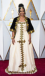 04.03.2018; Hollywood, USA: <br /> <br /> Tiffany Haddish<br /> attends the 90th Annual Academy Awards at the Dolby&reg; Theatre in Hollywood.<br /> Mandatory Photo Credit: &copy;AMPAS/Newspix International<br /> <br /> IMMEDIATE CONFIRMATION OF USAGE REQUIRED:<br /> Newspix International, 31 Chinnery Hill, Bishop's Stortford, ENGLAND CM23 3PS<br /> Tel:+441279 324672  ; Fax: +441279656877<br /> Mobile:  07775681153<br /> e-mail: info@newspixinternational.co.uk<br /> Usage Implies Acceptance of Our Terms &amp; Conditions<br /> Please refer to usage terms. All Fees Payable To Newspix International