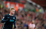 Kevin De Bruyne of Manchester City - Football - Barclays Premier League - Stoke City vs Manchester City - Britannia Stadium Stoke - December 5th 2015 - Season 2015/2016 - Photo Malcolm Couzens/Sportimage