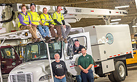 Dept Photo Public Works City of Hopkins Minnesota Commercial photographer