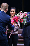 Kerry Washington during the Broadway Opening Night Curtain Call for 'AMERICAN SON' at the Booth Theatre on November 4, 2018 in New York City.