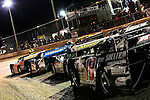 Feb 13, 2010; 9:47:35 PM; Barberville, FL., USA; The UNOH sponsored World of Outlaws event running the 39th Annual DIRTCar Nationals at Volusia Speedway Park.  Mandatory Credit: (thesportswire.net)