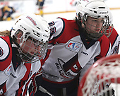 Bridgewater, NS - April 22, 2018 - Game 2 of the 2018 ESSO Cup at the Lunenburg Community Lifestyle Centre in Bridgewater, Nova Scotia, Canada (Photo: Dennis Pajot/Hockey Canada)