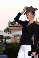 "Adriana Karembeu attends the "" Dallas "" Party at the 53rd  Monte Carlo Television Festival - Monaco"