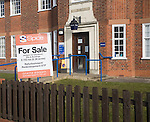 Police station for sale at Woodbridge, Suffolk, England