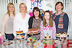 CAKES; Helping out at the Parents Association fundraising at Killury NS Causeway on Sunday to raise funds for the Parents Association, l-r: Carmel Carmody, Cathy Quilter, Gretta Sheehan, Ivana Nelan and Catherine Nelan.
