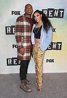 "08 January 2019 - Los Angeles, California - Brandon Victor Dixon, Tinashe. FOX Hosts ""RENT"" Press Junket held at the FOX Lot. Photo Credit: Faye Sadou/AdMedia"