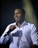 MIAMI BEACH, FL - SEPTEMBER 01: Nas performs during the LeSUTRA Sparkling Liqueur launch at Fontainebleau Miami Beach on September 1, 2012 in Miami Beach, Florida. (photo by: MPI10/MediaPunch Inc.) /NortePhoto.com<br />