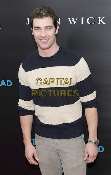 New York, NY- October 13: Cory Bond  attends the Summit Entertainment and Thunder Road Pictures New York screening of John Wick at the Regal Union Square on October 13, 2014 in New York City.  <br /> CAP/RTNSTV<br /> &copy;RTNSTV/MPI/Capital Pictures