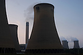 Drax, in Yorkshire, is the largest coal-fired power station in the UK, generating 7% of the country's electricity and producing over 20 million tons of carbon dioxide per year.