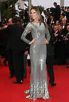 "Alessandra Ambrosio attends the "" All I Lost "" Premiere - 66th Cannes Film Festival - Cannes"