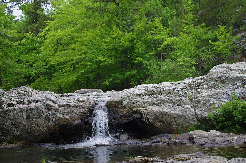 Little Missouri Falls, Ouachita National Forest, Arkansas