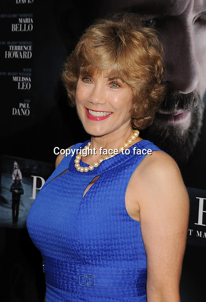 BEVERLY HILLS, CA- SEPTEMBER 12: Actress Barbi Benton arrives at the 'Prisoners' - Los Angeles Premiere at the Academy of Motion Picture Arts and Sciences on September 12, 2013 in Beverly Hills, California.<br /> Credit: Mayer/face to face<br /> - No Rights for USA, Canada and France -