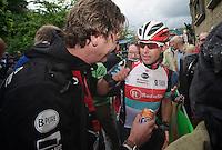 an emotional win for Stijn Devolder <br /> <br /> Belgian Championchips 2013