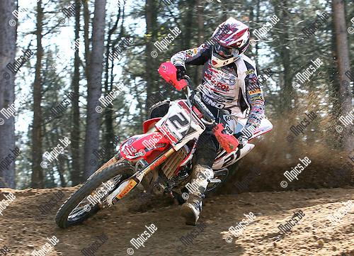 2007-04-08 / BK Motorcross Neeroeteren:  Danny Theybers