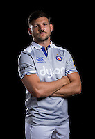 Jeff Williams poses for a portrait at a Bath Rugby photocall. Bath Rugby Media Day on August 24, 2016 at Farleigh House in Bath, England. Photo by: Rogan Thomson / JMP / Onside Images