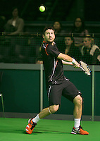 08-02-14Netherlands,RotterdamAhoy ABNAMROWTT  Jan Hajek (CZE)<br /> Tennisimages/Henk Koster